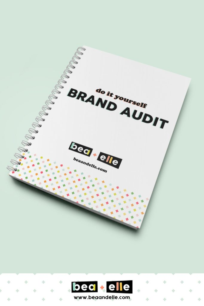 Bea + Elle DIY Brand Audit