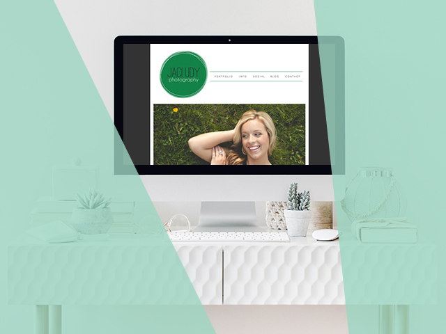 Bea + Elle Web Design