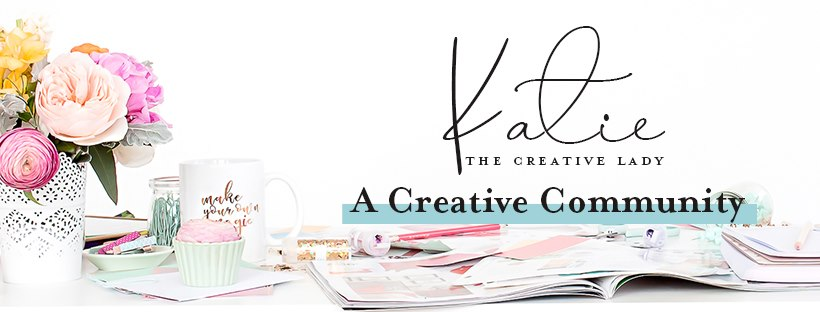 Katie the Creative Lady Facebook Cover